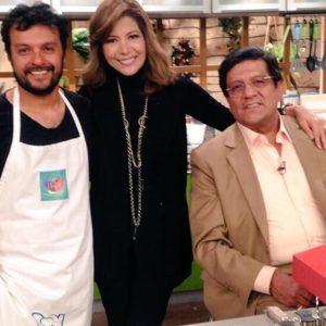 Raquel Gómez en profesión hogar 3