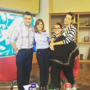 Raquel Gómez en profesión hogar 2